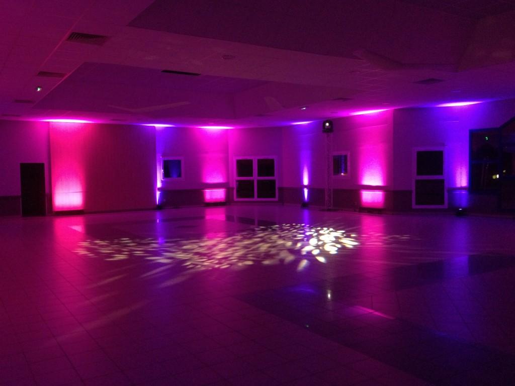 Décoration LED intérieure