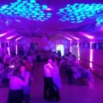 Decoration LED mariage