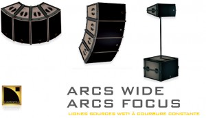 arcs wide focus